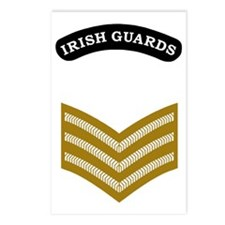 British-Army-Irish-Gds-Sg Postcards (Package of 8)