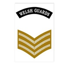 British-Army-Welsh-Guards Postcards (Package of 8)