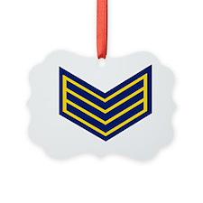 British-Army-Guards-Sergeant-2X-B Ornament