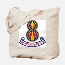 3-Army-8th-Infantry-Div-5-Bonnie.gif Tote Bag