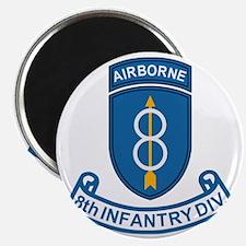 Army-8th-Infantry-Div-7-Bonnie.gif Magnet