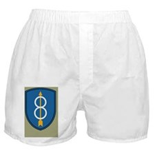 Army-8th-Infantry-Div-Magnet.gif Boxer Shorts