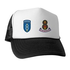Army-8th-Infantry-Div-Mug-2.gif Trucker Hat
