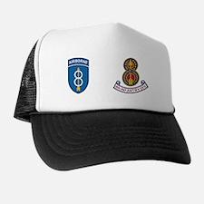 Army-8th-Infantry-Div-Mug-2.gif Trucker Hat