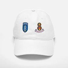 Army-8th-Infantry-Div-Mug-2.gif Baseball Baseball Cap