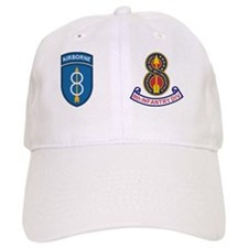 Army-8th-Infantry-Div-Mug-2.gif Baseball Cap