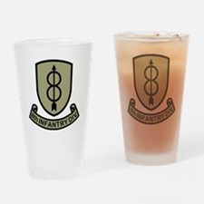 Army-8th-Infantry-Div-11-Bonnie.gif Drinking Glass