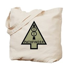 Army-8th-Infantry-Div-Pathfinder-Dark-2 Tote Bag