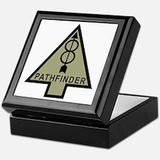 Army-8th-Infantry-Div-Pathfinder-Dark Keepsake Box