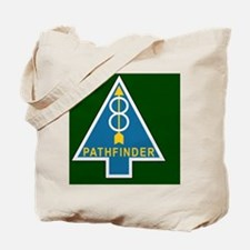 Army-8th-Infantry-Div-Pathfinder-Tile.gif Tote Bag
