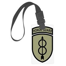 Army-8th-Infantry-Div-Honor-Guar Luggage Tag