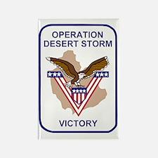 Operation-Desert-Storm-For-8th-In Rectangle Magnet