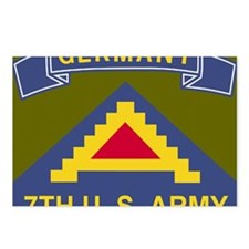 Army-7th-Army-Journal.gif Postcards (Package of 8)