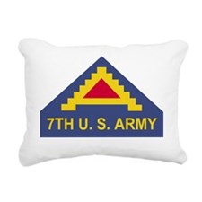 Army-7th-Army-Squared.gi Rectangular Canvas Pillow