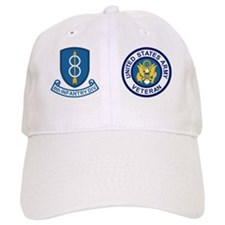 3-Army-8th-Infantry-Div-Veteran-Mug.gif Baseball Cap