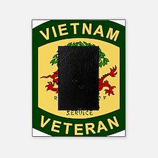Military-Patch-Vietnam-Veteran-Bonni Picture Frame