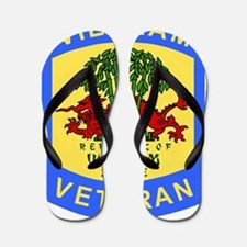 Military-Patch-Vietnam-Veteran-Bonnie-4 Flip Flops