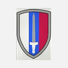 Army-USArmy-Republic-Vietnam-USAR Rectangle Magnet