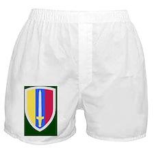 Army-Vietnam-USARV-Magnet.gif Boxer Shorts
