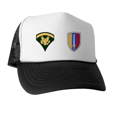 Army-Vietnam-USARV-Spec5-Mug.gif Trucker Hat
