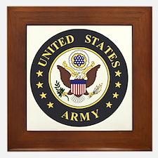 Army-Emblem-3X-Blue.gif Framed Tile