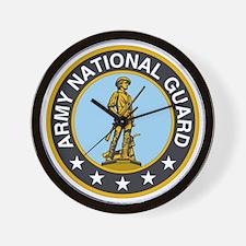 ARNG-Logo.gif Wall Clock