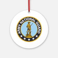 ARNG-Logo.gif Round Ornament