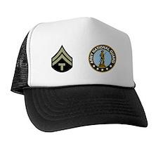 ARNG-Tech5-Mug.gif Trucker Hat
