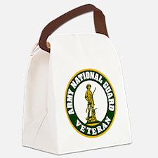 ARNG-Veteran-3-Green.gif Canvas Lunch Bag