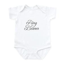 Ring Bearer Infant Bodysuit