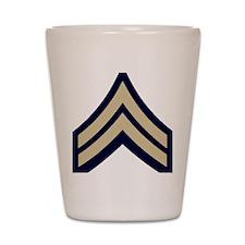 Army-CPL-WWII-Khaki-Cap.gif Shot Glass