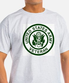 3-Army-Veteran-Army-Green.gif T-Shirt