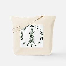 ARNG-LOGO-Green-For-Yellow-Shirt.gif Tote Bag