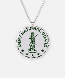 ARNG-LOGO-Green-For-Yellow-S Necklace