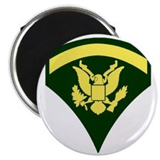 Army-Spec5-Green-Ca... Magnet