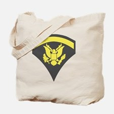 Army-Spec5-Green-Sticker.gif Tote Bag
