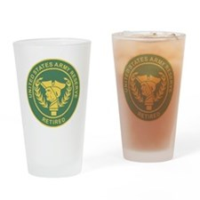 3-USAR-Retired-MP-Colors.gif Drinking Glass