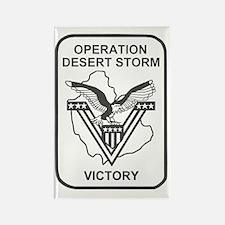 Operation-Desert-Storm-7-Green.gi Rectangle Magnet