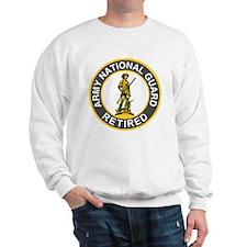 ARNG-Retired-Green-Dark-Shirt Jumper