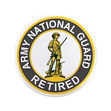 "ARNG-Retired-Green-Dark-Shirt 3.5"" Button"