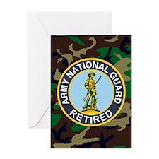 3-ARNG-Retired-Journal-Woodland Greeting Card