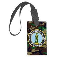 3-ARNG-Retired-Journal-Woodland Luggage Tag