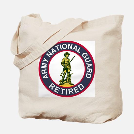 ARNG-Retired-Red-Blue.gif Tote Bag