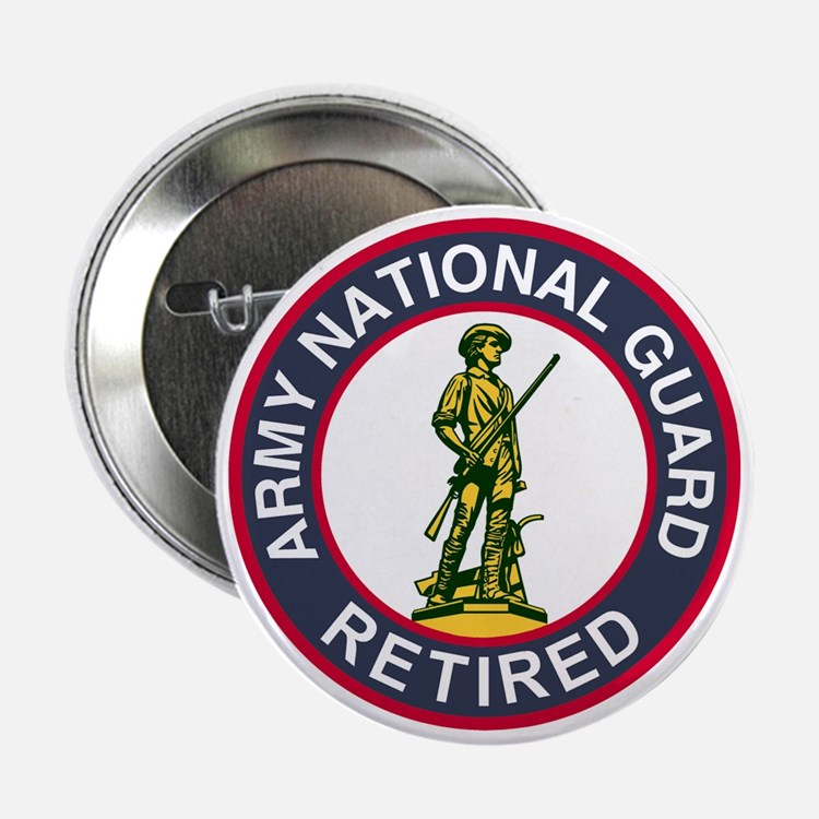 "ARNG-Retired-Red-Blue.gif 2.25"" Button"
