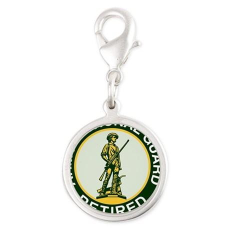 ARNG-Retired-Tile.gif Silver Round Charm