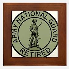 ARNG-Retired-Black-Green.gif Framed Tile