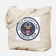 ARMY-Korean-War-Veteran-Bonnie-3.gif Tote Bag