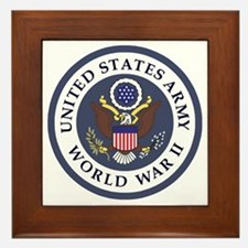 ARMY-WWII-Veteran-Bonnie-3.gif Framed Tile