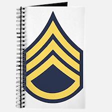 Army-SSG-Blue-Dark-Shirt Journal