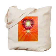 Love is Light Tote Bag